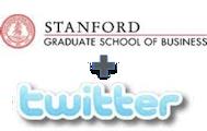 stanford gsb+twitter